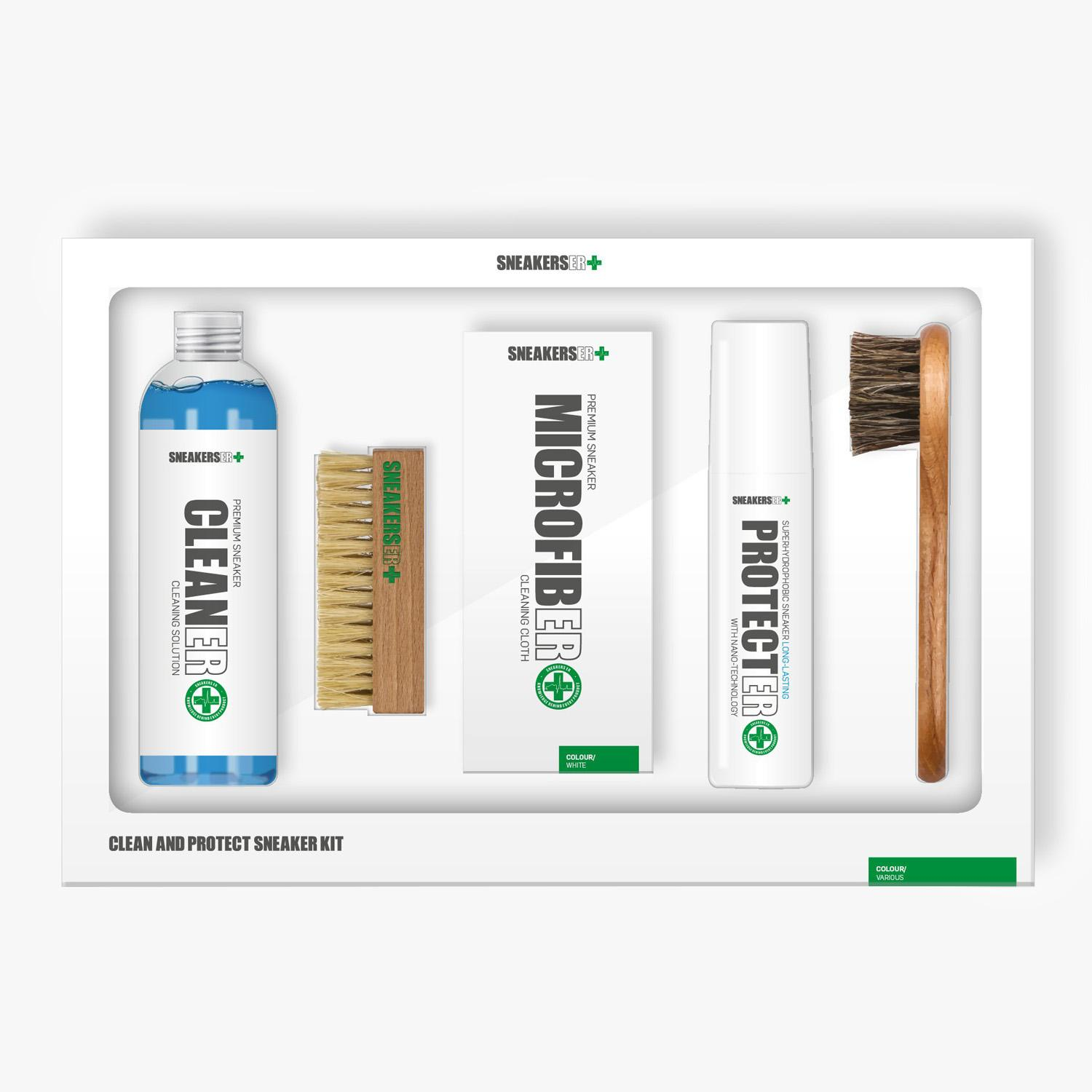 SneakersER Care Kit Clean And Protect Sneaker
