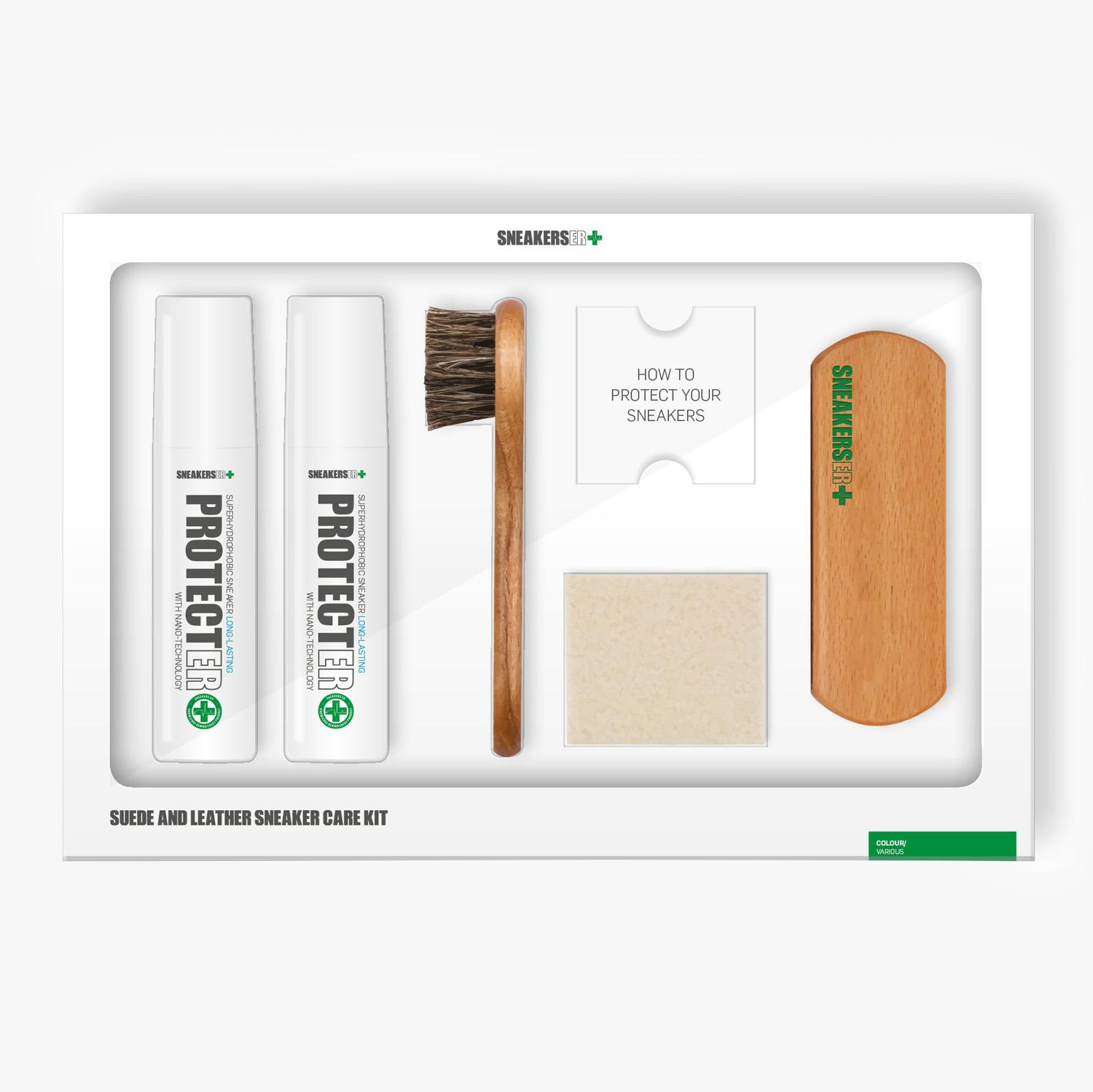 SneakersER Care Kit Suede And Leather Sneaker