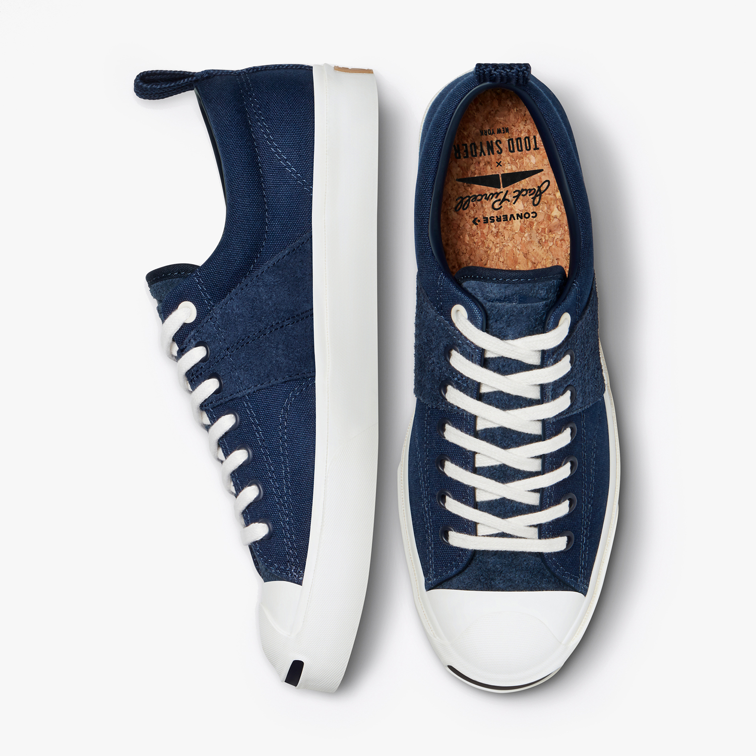 Converse x Todd Snyder Jack Purcell Ox