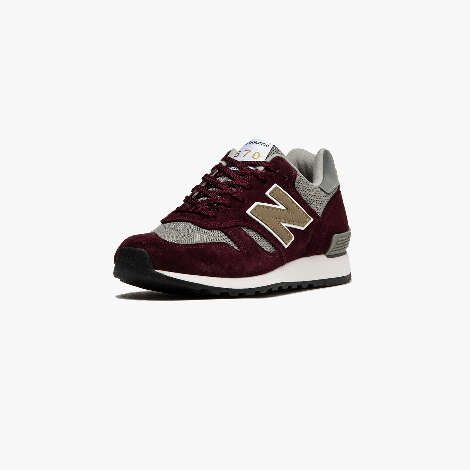 New Balance M670 Made in UK